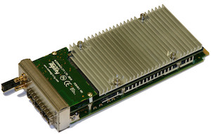 AMC-V7-2C6678 high-performance signal processing module