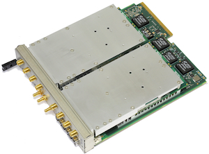AMC-D24A4-RFx DSP AMC module with 4x4 RF and FPGA
