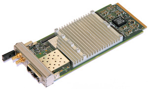 AMC-V6 low cost high performance FPGA AMC card