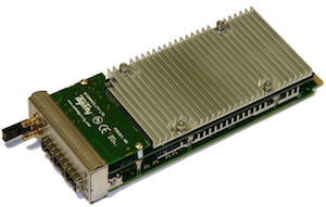 AMC-V7-2C6670 high-performance signal processing module